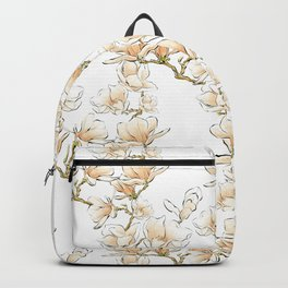 Magnolias Backpack