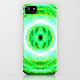 Swirley Eye iPhone Case