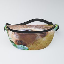 Awesome Sloth Fanny Pack