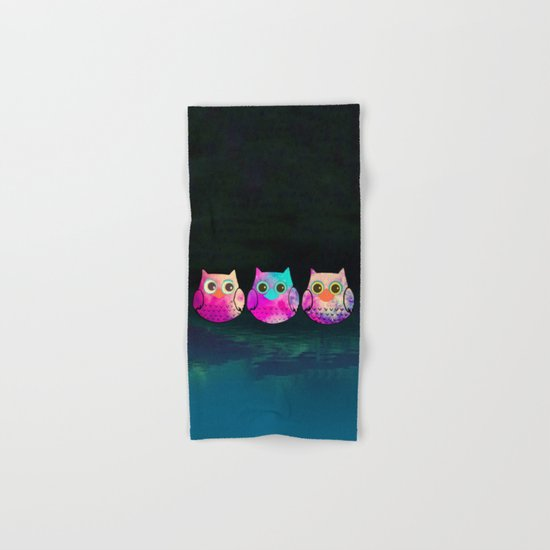 owl-29 Hand & Bath Towel