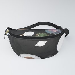 Coffee with friends - Aspen Co. Fanny Pack