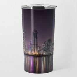 Panoramic Dubai Travel Mug