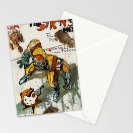 Strong MEX Stationery Cards