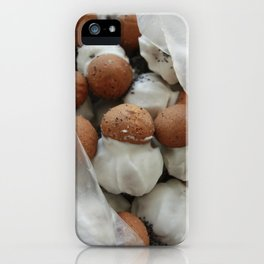 Grybukai iPhone Case