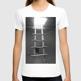 Down in the Kiva BW T-shirt