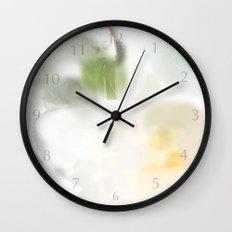 Madonna Lily #3 Wall Clock