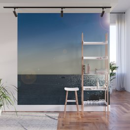 The Mediterranean At Mojacar Wall Mural