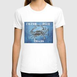 Fresh Blue Crabs T-shirt