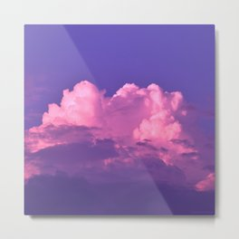 Cloud of Dreams Metal Print