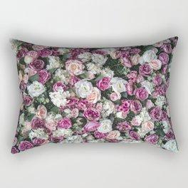 Flower carpet Rectangular Pillow