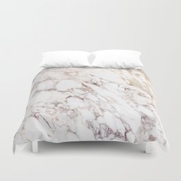 02b3c40524 White Marble Duvet Covers | Society6