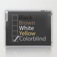 Colorblind Laptop & iPad Skin