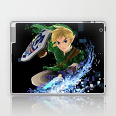 Link Pixel Perfect Laptop & iPad Skin