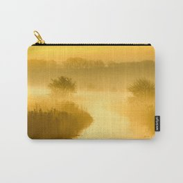 Mist of Gold Carry-All Pouch