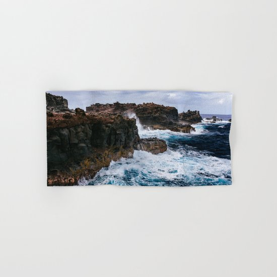 Ocean Power Hand & Bath Towel