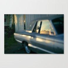 smooth ride Canvas Print