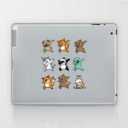 Dabbing Party Laptop & iPad Skin