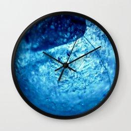 Broken Sphere Wall Clock