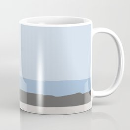 Impression of Ocean Coffee Mug