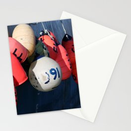 Fishing Buoy Photography Print Stationery Cards