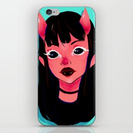 Devilish iPhone Skin
