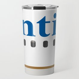 Plane Tees - Continental Airlines Travel Mug