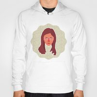 buffy Hoodies featuring Buffy Summers - Buffy the Vampire Slayer by Kuki