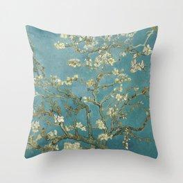Almond Blossom - Vincent Van Gogh Throw Pillow