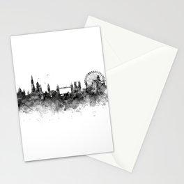 London Skyline Stationery Cards