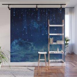 Falling stars I Wall Mural