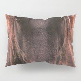 horse by Magdalena Smolnicka Pillow Sham