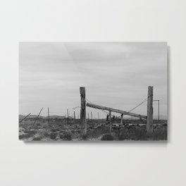Desert View II Metal Print