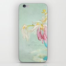 aging beauty iPhone & iPod Skin