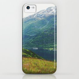 norwegian west iPhone Case