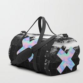 HALF BELIEVING Duffle Bag