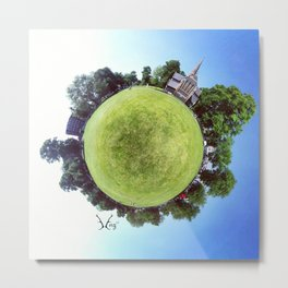 PARK PLANET PROJECT CHISWICK PARK #2 LONDON Metal Print