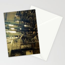 Lightscape II - urban decay photo Stationery Cards