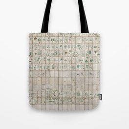 The Complete Voynich Manuscript - Natural Tote Bag