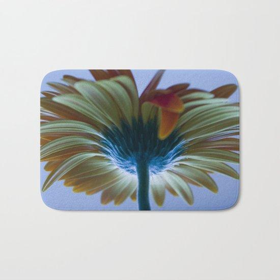Big Flower Bath Mat