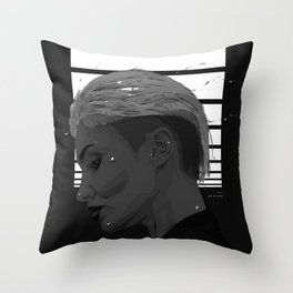 NFuture Throw Pillow