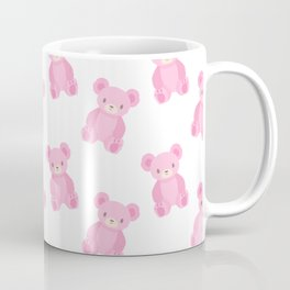 Pink Teddy Bears Coffee Mug