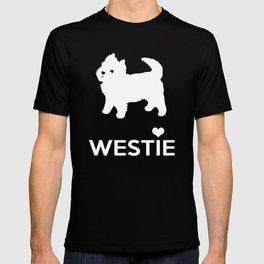 Cute Little Westie T-shirt