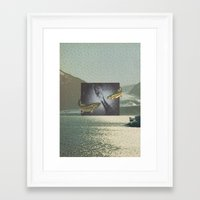 the 100 Framed Art Prints featuring 100. by Randy Grskovic