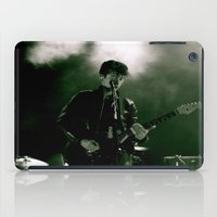 alex turner iPad Cases featuring Alex by The Electric Blve / YenHsiang Liang