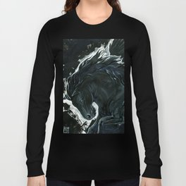 Dark Pegasus Long Sleeve T-shirt