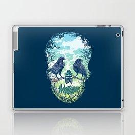 Nature's Skull Laptop & iPad Skin