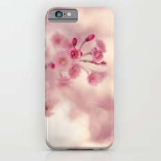 Weeping Willow Flowers iPhone 6 Slim Case