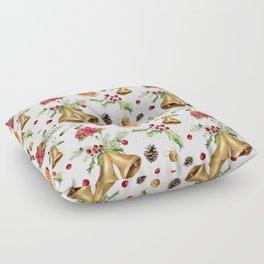 Christmas dreams Floor Pillow