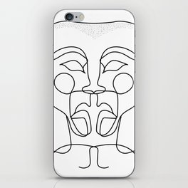 Sexless Protector iPhone Skin