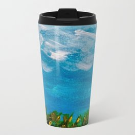 Siberian mountains Travel Mug